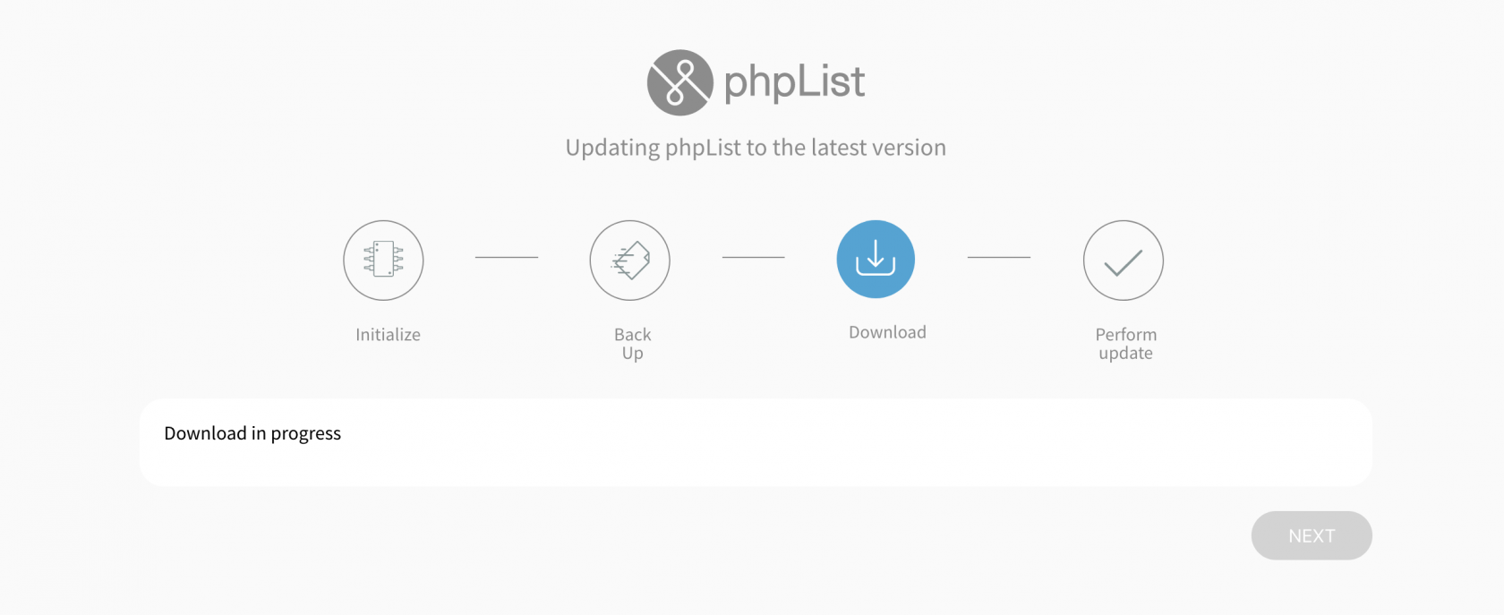 phpList_automatic_updater_download_in_progress.png
