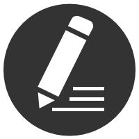 write-40x40-black