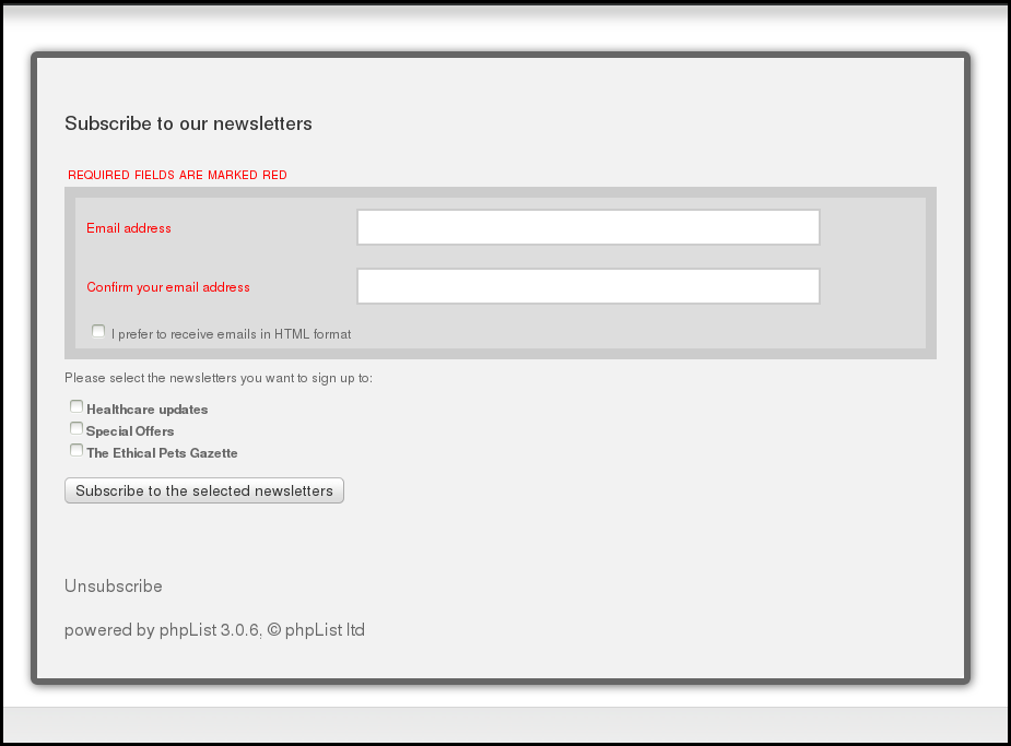subscribe_page_with_multiple_lists_phpList