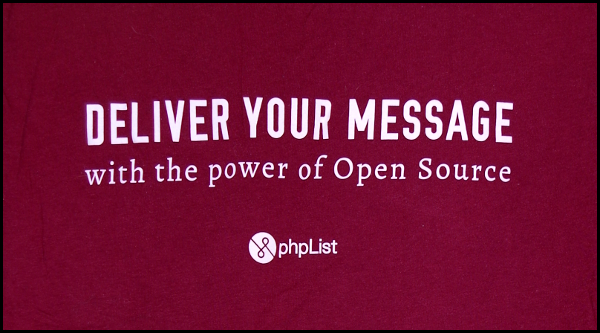 phpList deliver your message with the power of open source