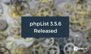 phpList 3.5.6 released